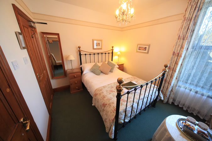 Double en suite accommodation in Keswick